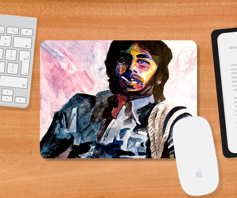 Mousepads, Deewar Watercolor Mousepad | Artist: Sunanda Puneet, - PosterGully
