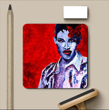 PosterGully Coasters, Desire Watercolor Coaster | Artist: Sunanda Puneet, - PosterGully