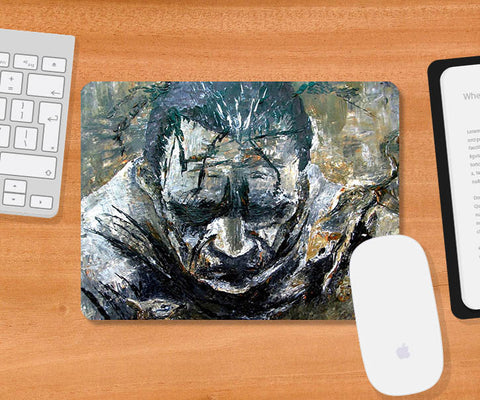 Mousepads, Despair Mousepad | Artist: Sunanda Puneet, - PosterGully
