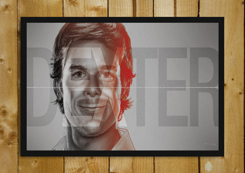 Glass Framed Posters, Dexter Landscape Artwork Glass Framed Poster, - PosterGully - 1