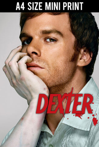 Mini Prints, Dexter | T.V Series | Mini Print, - PosterGully