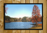 Glass Framed Posters, Digital Lanscape Mosaic Glass Framed Poster, - PosterGully - 1