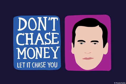 Wall Art, Don Draper | Let Money Chase You, - PosterGully