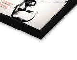 Glass Framed Posters, Edward Norton in American History X Glass Framed Poster, - PosterGully - 2