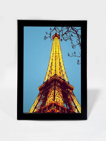 Framed Art, Eiffel Tower Night Lights | Framed Art, - PosterGully