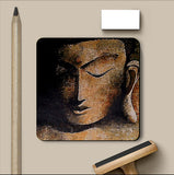 PosterGully Coasters, Enlightened Buddha Coaster | Artist: Sunanda Puneet, - PosterGully