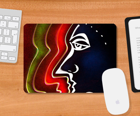 Mousepads, Evolution Mousepad | Artist: Devraj Baruah, - PosterGully