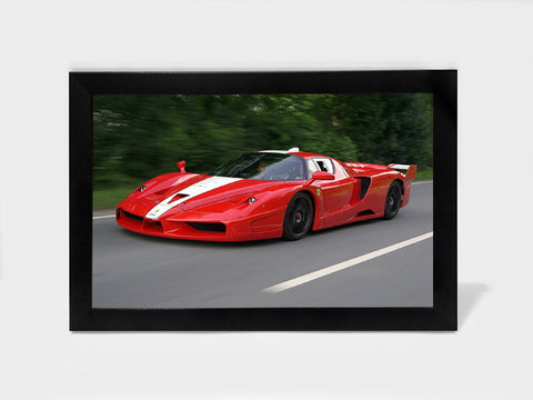Framed Art, Ferrari FXX | Framed Art, - PosterGully