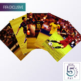 Crazy Fives  — Football FIFA Wold Cup