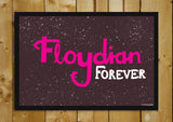 Glass Framed Posters, Floydian Forever | Pop Color | Glass Framed Poster, - PosterGully - 1
