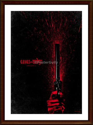 PosterGully Specials, Gangs Of Wasseypur V.1 Artwork, - PosterGully