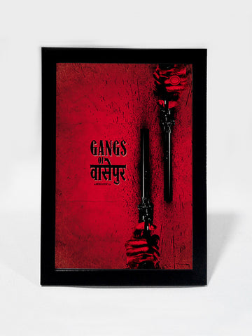 Framed Art, Gangs Of Wasseypur V.2 Artwork | Framed Art, - PosterGully