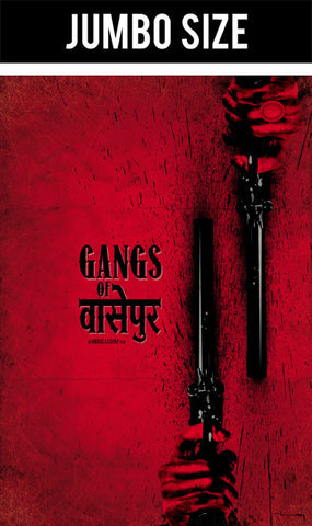 Jumbo Poster, Gangs Of Wasseypur V.2 Artwork | Jumbo Poster, - PosterGully