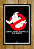 Glass Framed Posters, Ghostbusters Glass Framed Poster, - PosterGully - 1