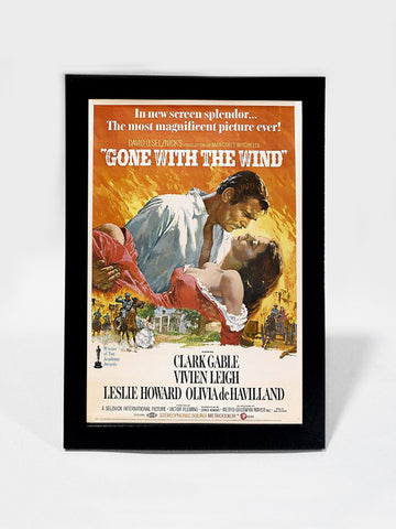 Framed Art, Gone With The Wind | Framed Art, - PosterGully