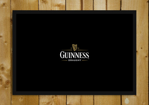 Glass Framed Posters, Guinness Glass Framed Poster, - PosterGully - 1