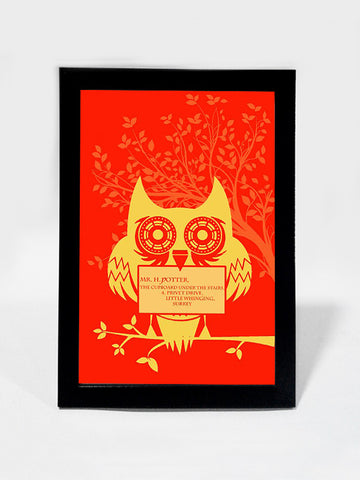 Framed Art, Harry Potter Message | Framed Art, - PosterGully