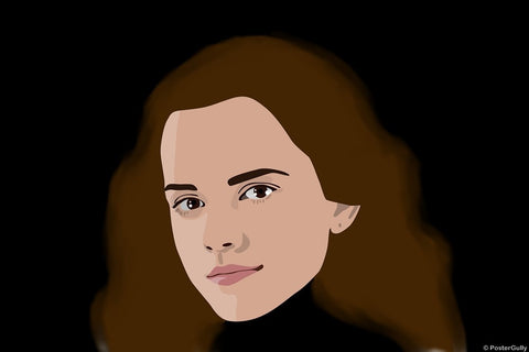 Wall Art, Hermione Granger | Harry Potter, - PosterGully