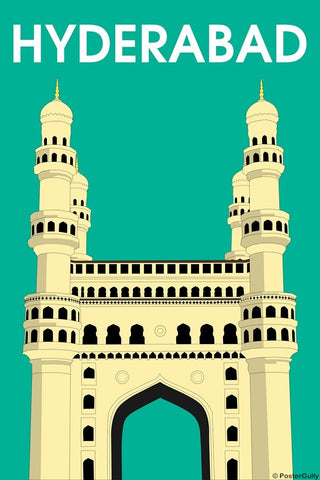 Wall Art, Hyderabad | Charminar, - PosterGully