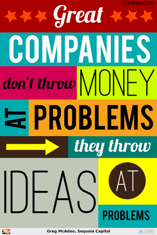 Wall Art, Ideas | Sequoia Capital, - PosterGully