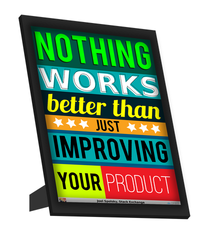 Framed Art, Improve Your Product | Stack Exchange Framed Art, - PosterGully