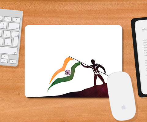 Mousepads, Independence Day Mousepad | Artist: Prashant Negi, - PosterGully