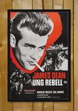 Glass Framed Posters, James Dean Rebel Without A Cause Glass Framed Poster, - PosterGully - 1