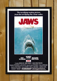 Glass Framed Posters, Jaws Glass Framed Poster, - PosterGully - 1