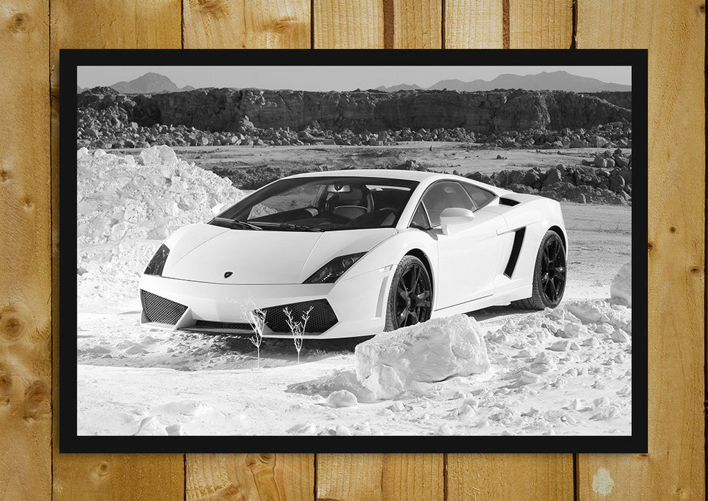 Buy Framed Posters Online Shopping India Lamborghini Gallardo