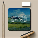 PosterGully Coasters, Look Coaster, - PosterGully