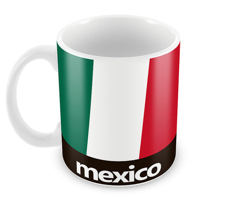 Mugs, Mexico Soccer Team #footballfan Mug, - PosterGully - 1