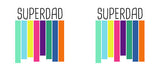 Mugs, SuperDad  #LOVEMYDAD Mug, - PosterGully - 3