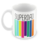 Mugs, SuperDad  #LOVEMYDAD Mug, - PosterGully - 2