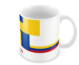 Mugs, Columbia Soccer Team #footballfan Mug, - PosterGully - 2