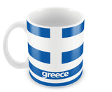 Mugs, Greece Soccer Team #footballfan Mug, - PosterGully - 1