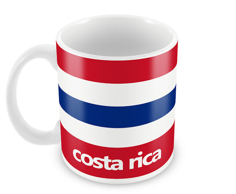 Mugs, Costa Rica Soccer Team #footballfan Mug, - PosterGully - 1