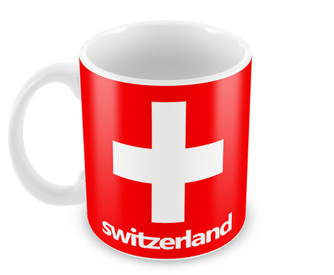 Mugs, Switzerland Soccer Team #footballfan Mug, - PosterGully - 1