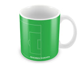 Mugs, Iniesta Soccer Quote #footballfan Mug, - PosterGully - 2