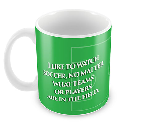 Mugs, Iniesta Soccer Quote #footballfan Mug, - PosterGully - 1