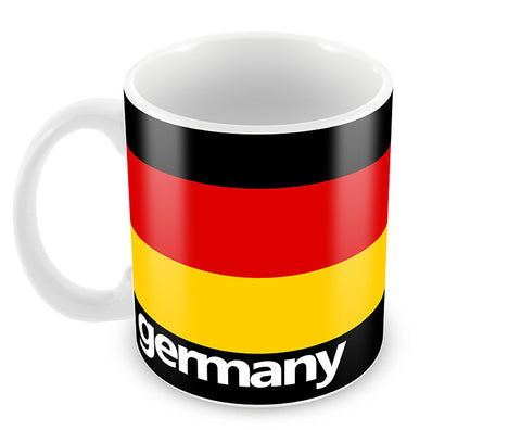 Mugs, Germany Soccer Team #footballfan Mug, - PosterGully - 1