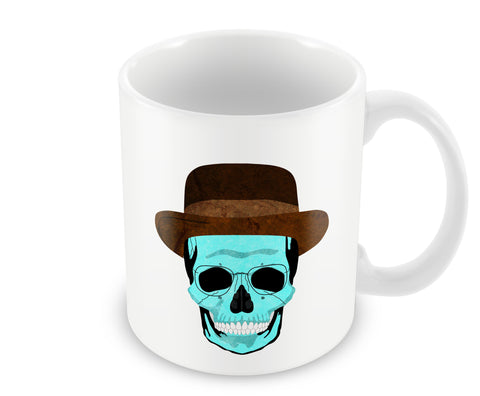 Mugs, Breaking Bad Skull Mug, - PosterGully - 1