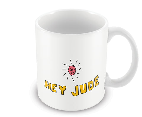Mugs, Hey Jude Beatles Mug, - PosterGully - 1