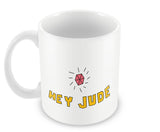 Mugs, Hey Jude Beatles Mug, - PosterGully - 2