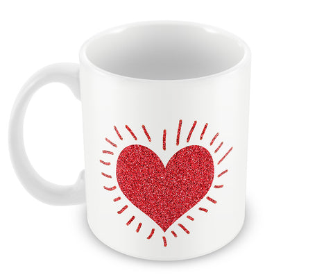 Mugs, Her Smile #LOVERS Mug, - PosterGully - 1