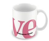 Mugs, Course Of Love Shakespeare Quotes | Mug, - PosterGully - 2
