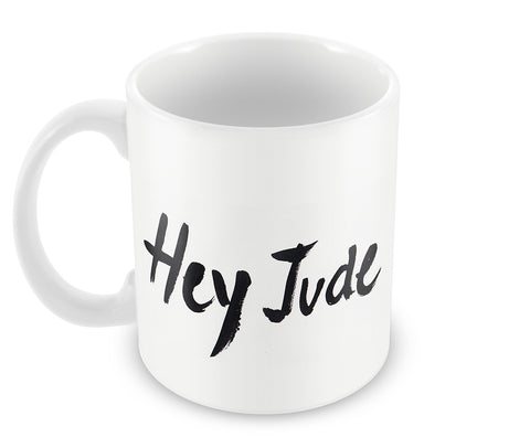Mugs, Hey Jude Beatles #ROCKLEGENDS Mug, - PosterGully - 1