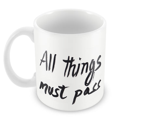 Mugs, All Things Must Pass George Harrison #ROCKLEGENDS | Mug, - PosterGully - 1