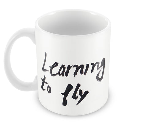 Mugs, Learning To Fly Pink Floyd #ROCKLEGENDS Mug, - PosterGully - 1