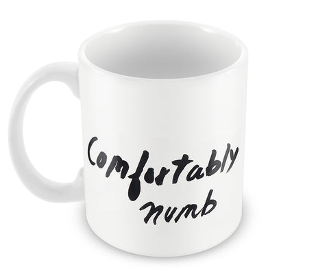 Mugs, Comfortably Numb Pink Floyd #ROCKLEGENDS Mug, - PosterGully - 1