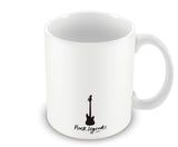 Mugs, Viva La Vida Coldplay #ROCKLEGENDS Mug, - PosterGully - 2